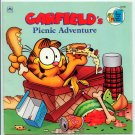 Garfield's Picnic Adventure (Paperback) by Jack C; Davis, Jim; Harris, Jack Harris (Cartoon)