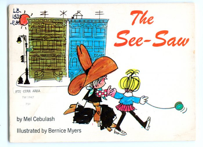 The SEE-SAW by Mel Cebulash (1972)