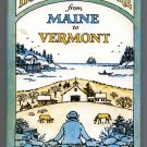 Hooper's Pasture : From Maine to Vermont by John S. Hooper, Jeff Danziger (Illustrator)
