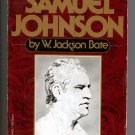 Samuel Johnson by Walter Jackson Bate (Biography of)
