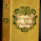 David Harum: a Story of American Life (Hardcover 1899) by Edward Noyes Westcott