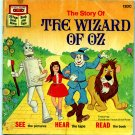 The Story of The Wizard of Oz (Book & Tape Edition) by Walt Disney