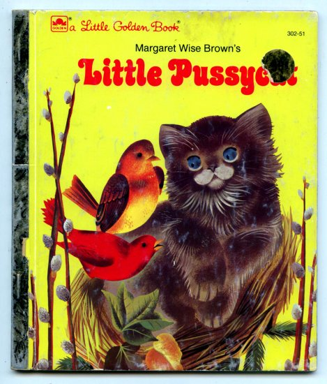 Little Pussycat (Hardcover) by Margaret Wise Brown