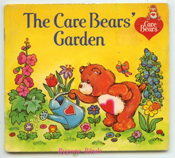 The Care Bears' Garden (Care Bear Mini-Storybook)  by Della Maison, Carolyn Bracken (Illustrator)