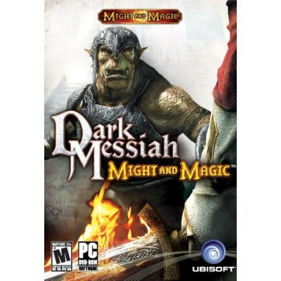 Dark Messiah of Might & Magic by Ubisoft (PC Windows Video Game) (DVD-ROM)