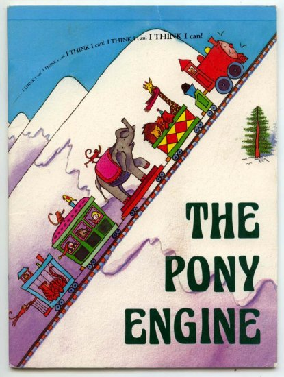 The Pony Engine (Paperback) by Doris Garns, Gregorio Prestopino (Illustrator)
