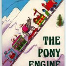 The Pony Engine (Paperback) by Doris Garns, Gregorio Prestopino (Illustrator)