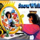 Snow White Pop up Prague (HC 1971) by Artia Prague, V. Kubasta (Illustrator)