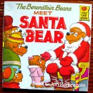 The Berenstain Bears Meet Santa Bear by Stan & Jan Berenstain