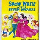Snow White and the Seven Dwarfs (A StoryTime Book) Jennifer Moss, Belen Ferrarez (Illustrator)