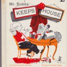 Mr Bumba Keeps House (HC 1964) ~ Pearl Augusta Harwood, Joseph Folger (Illustrator)