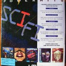 Power Hits: Sci Fi by Activision (IBM PC DOS Game) Mines of Titan, Tongue of the Fatman