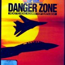 Top Gun: Danger Zone: Head to Head Against Top Gun's Best by Konami (PC DOS Retail Boxed Video Game)