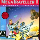 "MegaTraveller 1 - The Zhodani Conspiracy by Paragon Software (PC DOS Video Game) (Boxed 5.25"")"