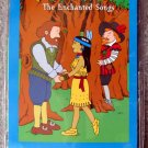 Pocahontas: The Enchanted Songs [Book and Tape] by Jay Dinsmore - Coloring Book