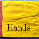 Hands by Louis Ehlert  (Hardcover Children's Board Book)