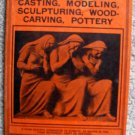 The Teacher of Casting, Modeling, Sculpturing, Wood Carving, Pottery [1943] D. M. Campana