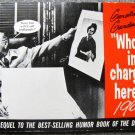 """Gerald Gardner's """"Who's in Charge Here?"""" 1966"""