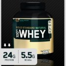 ON 100% NATURAL WHEY GOLD STANDARD 5lb - Available in 3 Flavors