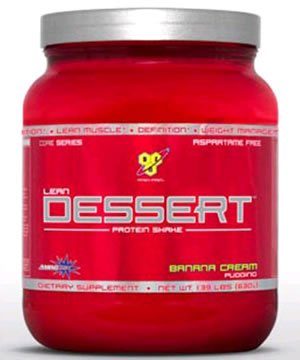 BSN Lean Dessert Protein 1.39lb - Available in 6 Flavors!