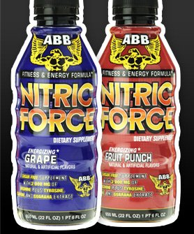 ABB Nitric Force 20pk 220z - Available in 2 Flavors