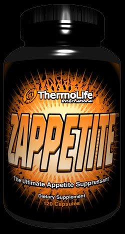 Thermo Life Zappetite 120 Tabs