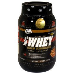 ON Gold Standard 100% Whey 2lb - Available in 6 Flavors