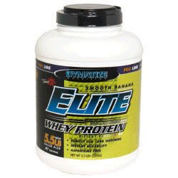 Dymatize Nutrition Pro Line Elite Whey Protein 5.5lb - Available in 7 Flavors