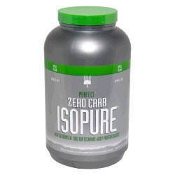 Nature's Best Perfect Zero Carb Isopure 3lbs - Available in 7 Flavors