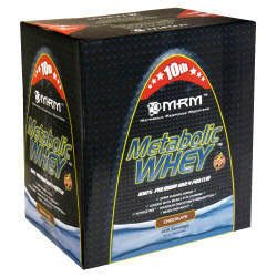 MRM Metabolic Whey 10lbs - Availble in 3 Flavors
