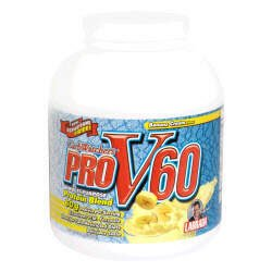 Labrada Nutrition Carb Watchers ProV60 Multi-Purpose Protein Blend 3.5lbs - Banana Cream