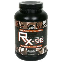 Next Designer Whey RX-98 World's First Joint Protein 2lbs - Vanilla
