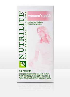 NUTRILITE Women's Pack