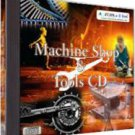 MACHINE SHOP AND TOOLS TRAINING CD