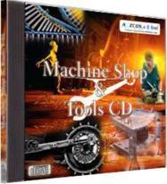 MACHINE SHOP AND TOOLS TRAINING CD