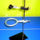 Lab Ring Stand and burette clamp and ring clamp