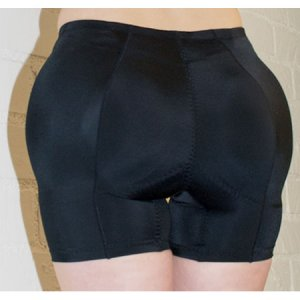 Men/Women Butt and Hip Enhancer Panty w/ Tummy & Thigh Control S, M, L, XL, 2XL