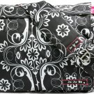Ju Ju Be - Be All - Shadow Waltz Shoulder/Messenger Designer Baby Diaper Bag