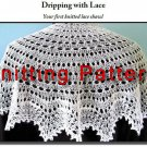 Dripping with Lace-Your First Knitted Lace Shawl PDF Knitting Pattern