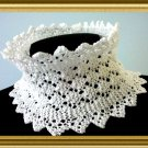 Diamond Path Lace Scarf