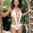 0653SM-51007/M: 1 Pc Swim Suit with Buckle. Medium