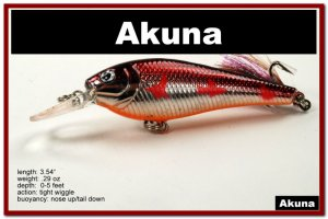 "[BP 118-79]3.5"""" Metallic Burgundy Shad Bass Pike Trout Fishing Lure Crankbait Tackle"