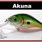 "[BP 131-99]2.9"""" Tennessee Shad Bass Pike Trout Fishing Lure Bait Tackle"
