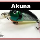 "[BP 132-97]2.3"""" Bluegill Bass Pike Trout Fishing Lure Bait"