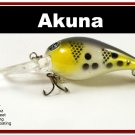 "[BP 133-96]2.3"""" White Bass Pike Trout Fishing Lure Bait"