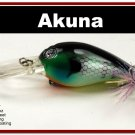 "[BP 133-97]2.3"""" Bluegill Bass Pike Trout Fishing Lure Bait"