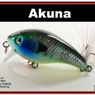 "[BP 52-97]2.2"""" Bluegill Bass Pike Trout Fishing Lure Bait Tackle"