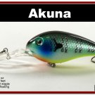 "[BP 55-97]4.3"""" Bluegill Bass Pike Trout Fishing Lure Bait Tackle"