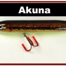 "[WML 88]8"""" 20cm Holographic Dirty Bass Musky Fishing Stickbait for Northern Muskie Pike"