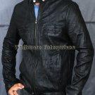 17 Again Oblow Zac Efron Stylish Original Leather Jacket All Sizes